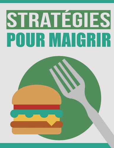 Stratégie pour perdre du gras